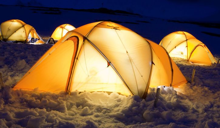 Camping, Oceanwide Expeditions