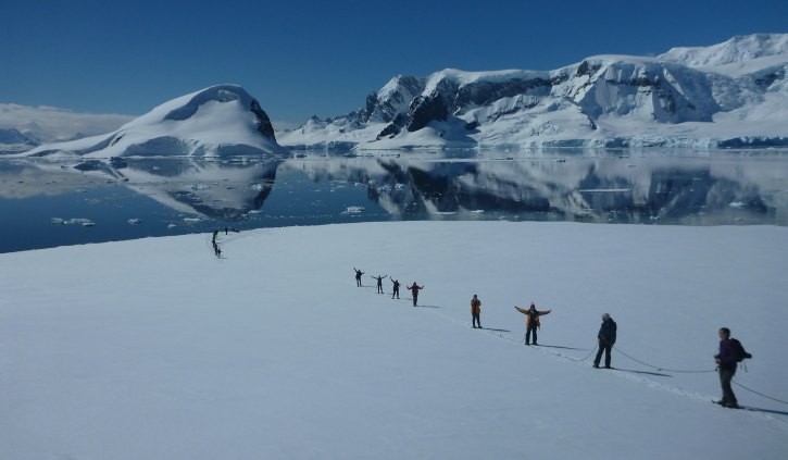 Mountaineering Oceanwide Expeditions