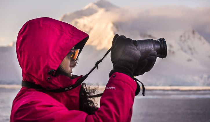 Photo Workshop, Oceanwide Expeditions