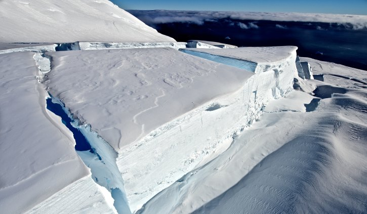 Ross Ice Shelf, Oceanwide Expeditions