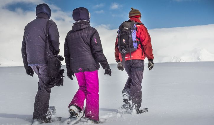 Snowshoeing, Oceanwide Expeditions