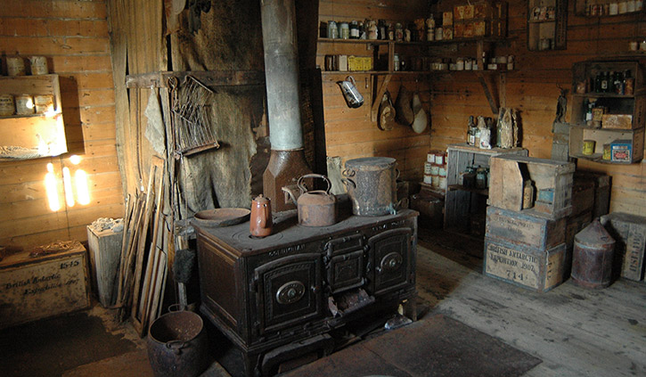 Heritage Expeditions - Historical Huts
