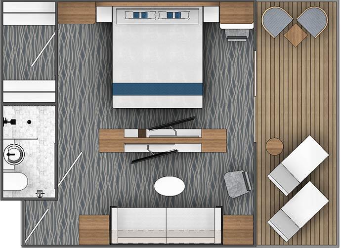 v\Ocean Victory Junior Suite