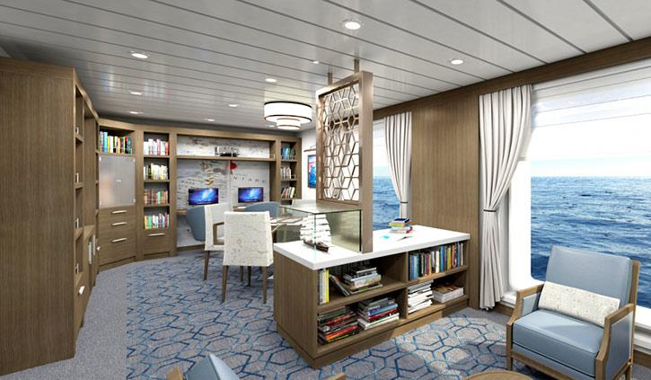 Ocean Victory - Library