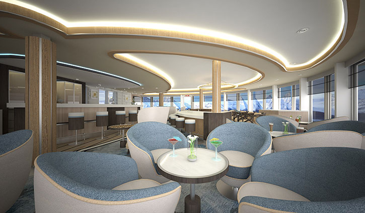 Ocean Victory - Observation Lounge