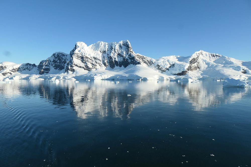 Antarctica by Lisa Cavaye