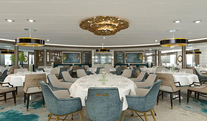 Ocean Victory Dining Room