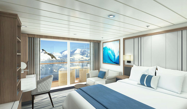 Ocean Voyager Stateroom Cabin