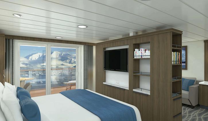 Ocean Victory Cabin A Junior Suite