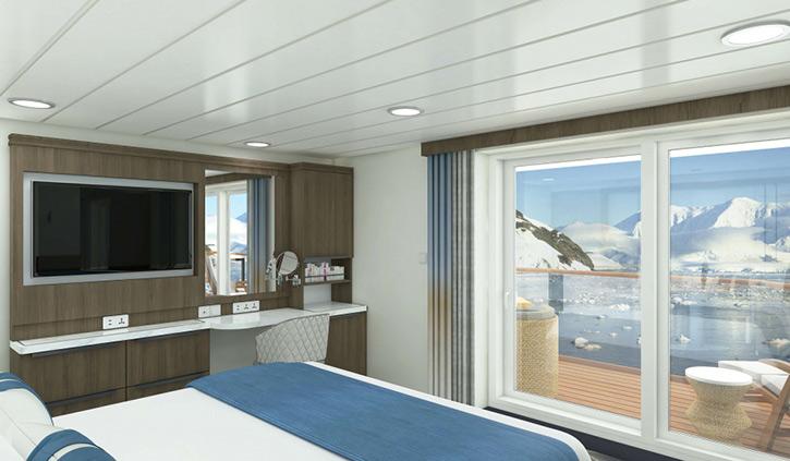 Ocean Victory Balcony Suite