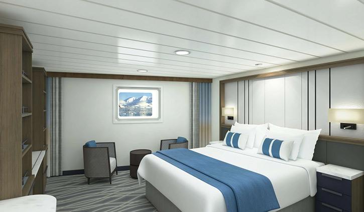 Ocean Victory Single Cabin