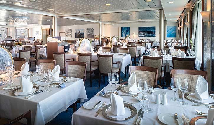 Seaventure Dining