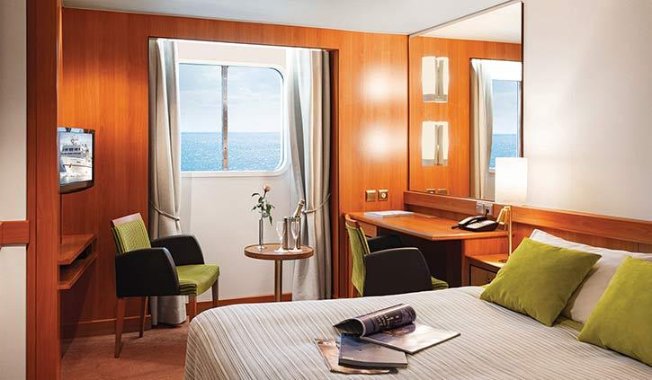 Seaventure Window Stateroom