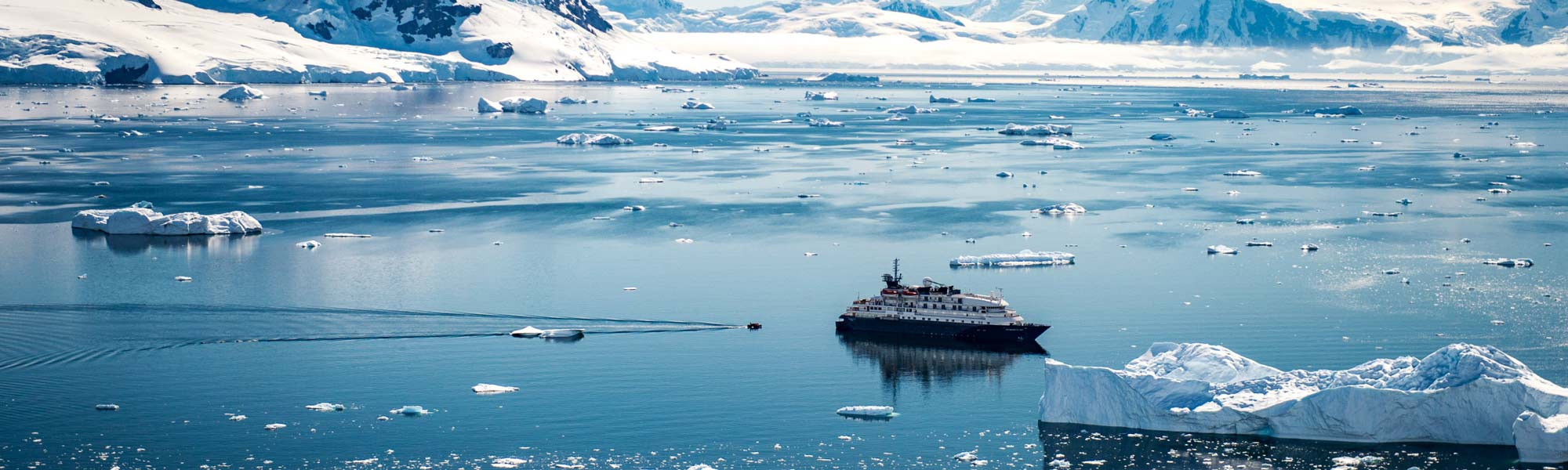 World-Leading Luxury & Expedition Ships